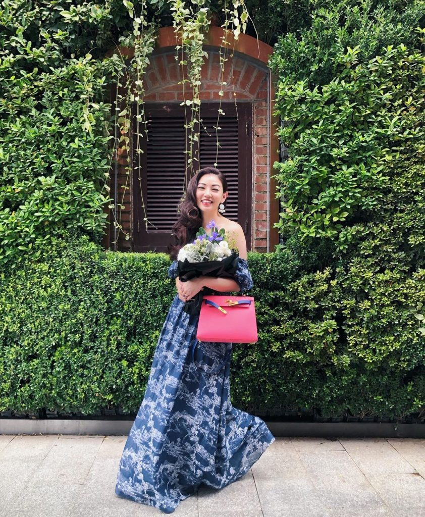 Viola Tan - Lovebonito founder and fashion blogger