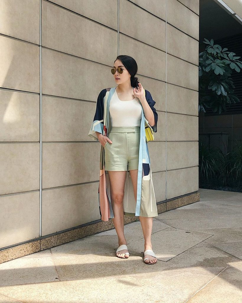 Velda Tan - fashion blogger singaoore