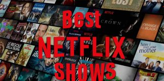best nextflix shows