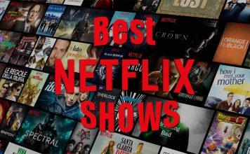 best nextflix shows