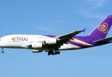 thai airways promo code