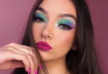 pastel makeup for gitls