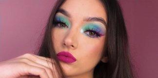 pastel makeup for gitls