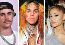 Ariana Grande and Justin Bieber repudiate chart fraud claimed by Tekashi 6ix9ine