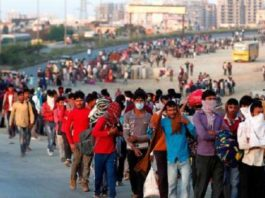 transgender community prolong support to stranded migrants