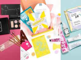 skincare subscription boxes